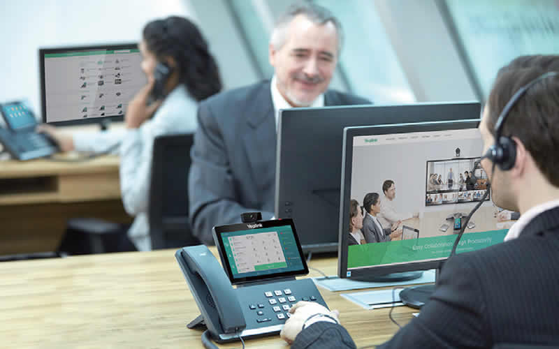 Videoconferencing and collaboration