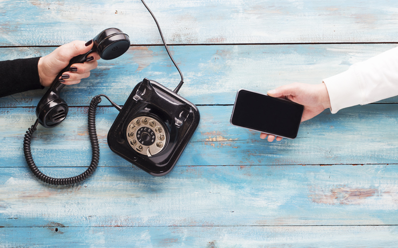 Limits of Traditional Telephony